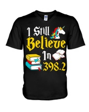 I Still Believe V-Neck T-Shirt thumbnail