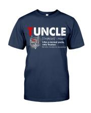 Tuncle Trucker Classic T-Shirt tile