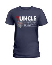Tuncle Trucker Ladies T-Shirt thumbnail