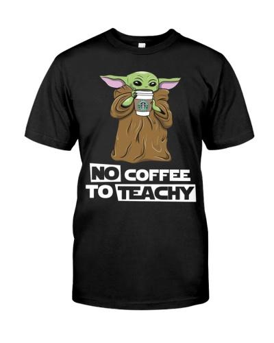 No Coffee To Teachy