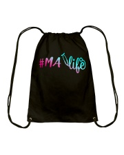 Medical assistant Drawstring Bag thumbnail