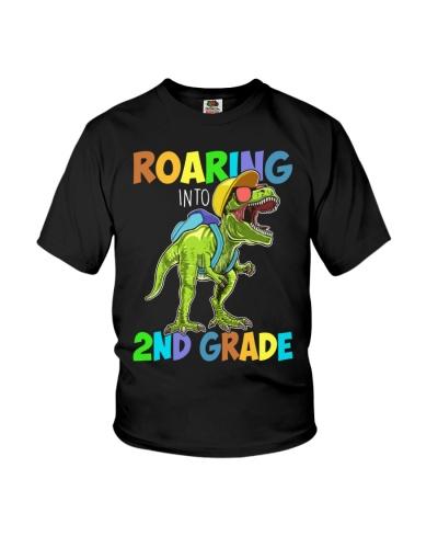 2nd grade roaring