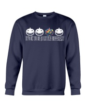 It's ok to be a little Different Crewneck Sweatshirt thumbnail