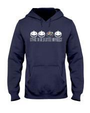 It's ok to be a little Different Hooded Sweatshirt thumbnail
