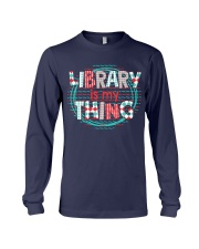 Library is my Thing Long Sleeve Tee thumbnail