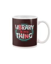 Library is my Thing Mug thumbnail