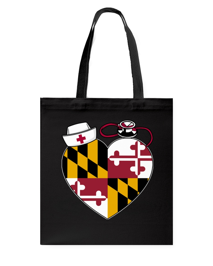 Maryland Nurse Tote Bag