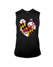 Maryland Nurse Sleeveless Tee thumbnail
