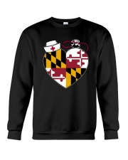 Maryland Nurse Crewneck Sweatshirt thumbnail