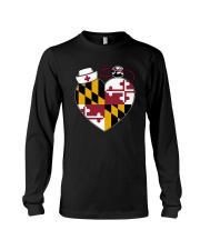 Maryland Nurse Long Sleeve Tee thumbnail