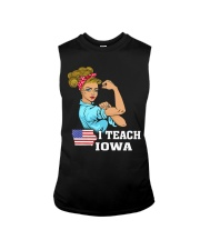 I TEACH IOWA Sleeveless Tee thumbnail