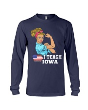 I TEACH IOWA Long Sleeve Tee thumbnail