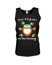 Team 3rd Grade We Bee Buzzing Unisex Tank thumbnail