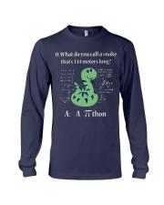 Math Pi Long Sleeve Tee thumbnail