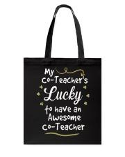 My co-Teacher's lucky Tote Bag thumbnail