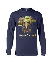 100TH DAY OF SCHOOL Long Sleeve Tee thumbnail