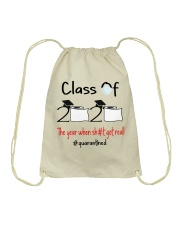 Librarian 2020 Drawstring Bag thumbnail