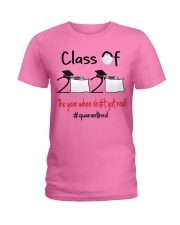 Librarian 2020 Ladies T-Shirt thumbnail