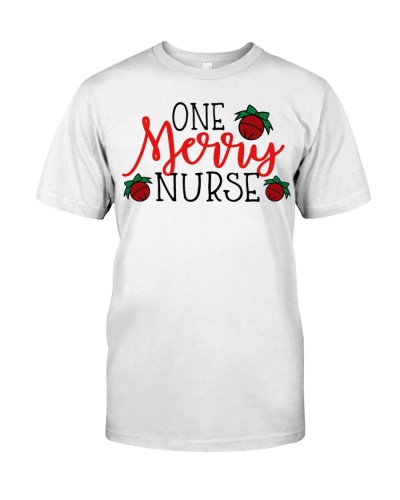 ONE MERRY NURSE