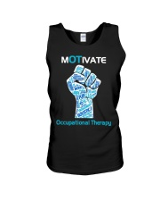 Motivate Occupational Therapy Unisex Tank thumbnail