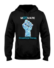 Motivate Occupational Therapy Hooded Sweatshirt thumbnail