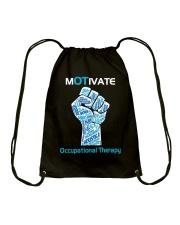Motivate Occupational Therapy Drawstring Bag thumbnail