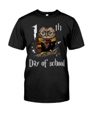 100 DAYS OF SCHOOL Classic T-Shirt front