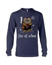 100 DAYS OF SCHOOL Long Sleeve Tee thumbnail