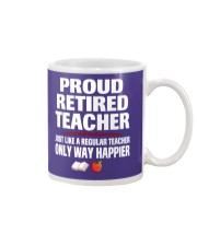 I'm a witcked witch disguised as a Teacher Mug thumbnail