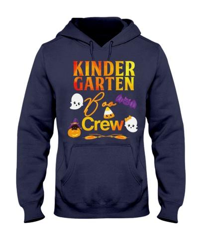 Kindergarten boo crew