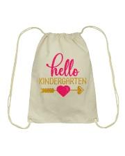 Hello Kindergarten Drawstring Bag thumbnail