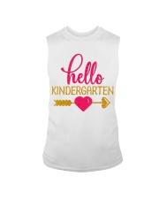 Hello Kindergarten Sleeveless Tee thumbnail