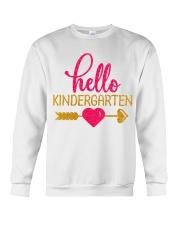 Hello Kindergarten Crewneck Sweatshirt thumbnail