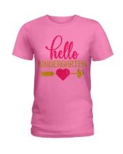 Hello Kindergarten Ladies T-Shirt thumbnail