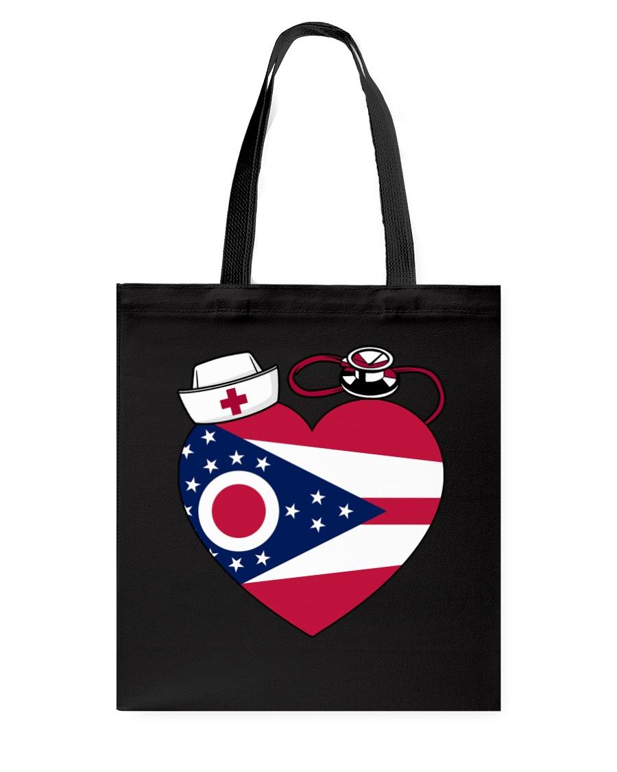 Ohio Nurse Tote Bag
