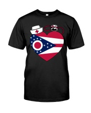 Ohio Nurse Classic T-Shirt thumbnail