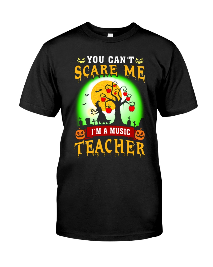 I'm A Music Teacher Classic T-Shirt