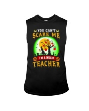 I'm A Music Teacher Sleeveless Tee thumbnail