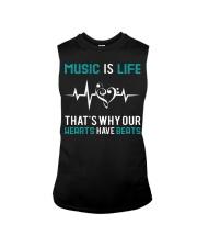 Music is Life Sleeveless Tee thumbnail