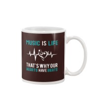 Music is Life Mug thumbnail