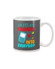 Calculate kindness into every day Mug thumbnail