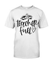 Teacher Fuel Classic T-Shirt thumbnail