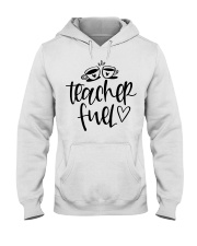 Teacher Fuel Hooded Sweatshirt thumbnail
