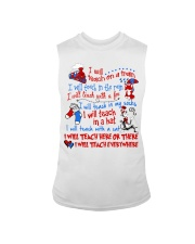 I will Teach  Sleeveless Tee thumbnail