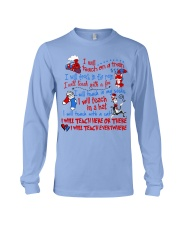 I will Teach  Long Sleeve Tee tile