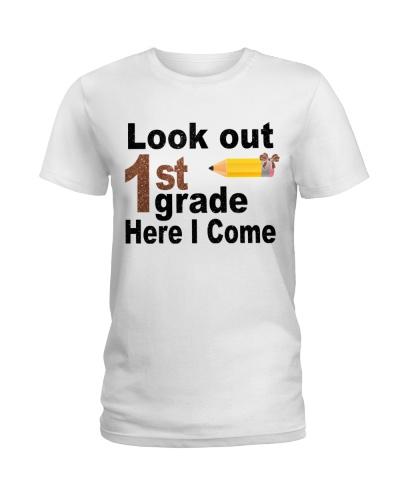 1st grade Here I come