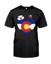 Colorado Nurse Premium Fit Mens Tee thumbnail