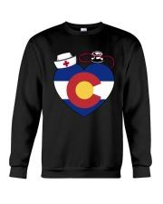 Colorado Nurse Crewneck Sweatshirt thumbnail