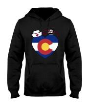 Colorado Nurse Hooded Sweatshirt thumbnail