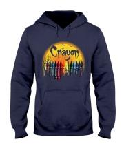 CRAYON Hooded Sweatshirt thumbnail